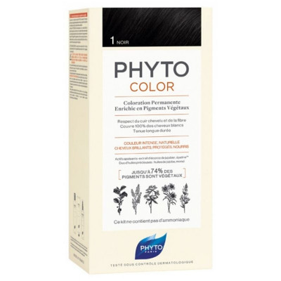 Phyto Color 1 Black