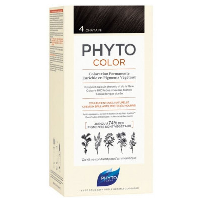 Phyto Color 4 Brown