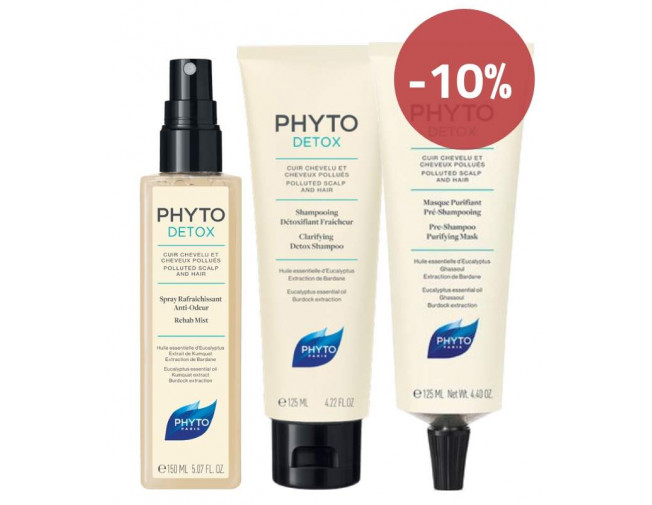 Phyto Detox Hair Set