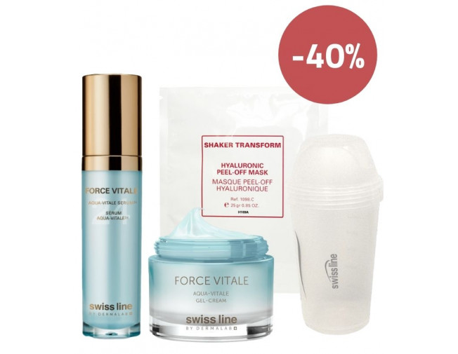 Swissline Moisturizing Offer Set 1