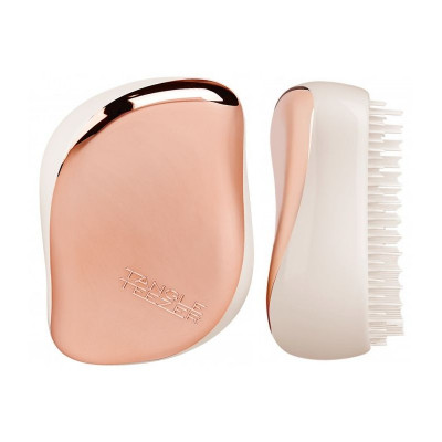 Tangle Teezer Compact Styler – Cream Rose Gold