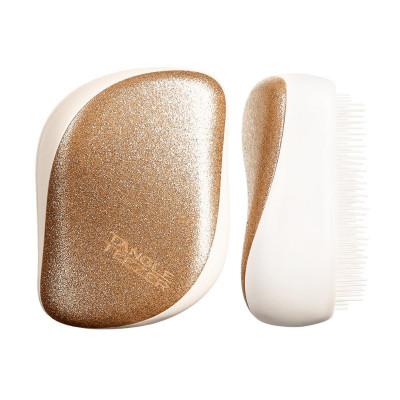 Tangle Teezer Compact Styler – Glitter Gold