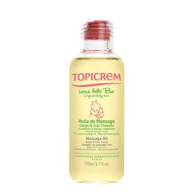 Topicrem Massage Oil Mum & Baby 150ml