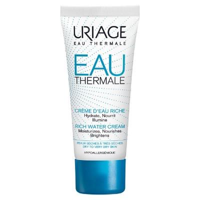 Uriage Rich Water Cream 40ml