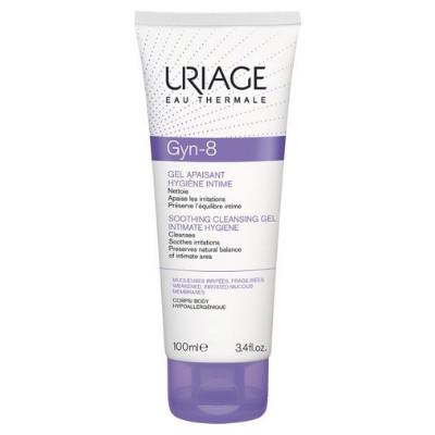 Uriage Gyn-8 Intimate Hygiene Soothing Gel 100ml
