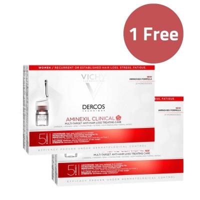 Vichy Dercos Aminexil for Women 21 Doses
