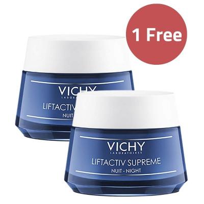 Vichy Liftactiv Anti-Wrinkle & Firming Night Cream 50ml