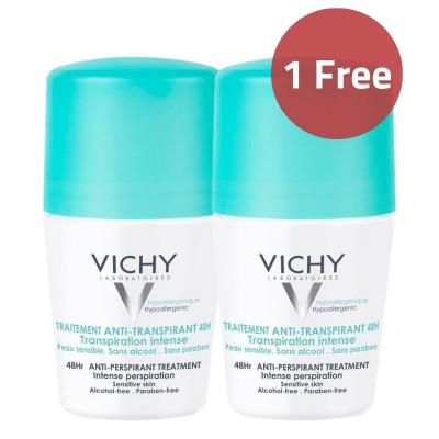 Vichy 48 Hour Anti-Perspirant Deodorant 50ml