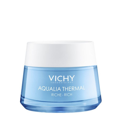 Vichy Aqualia Thermal Rehydrating Rich Day Cream 50ml