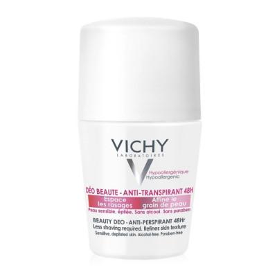 Vichy 48 Hour Beautifying Anti-Perspirant Deodorant 50ml