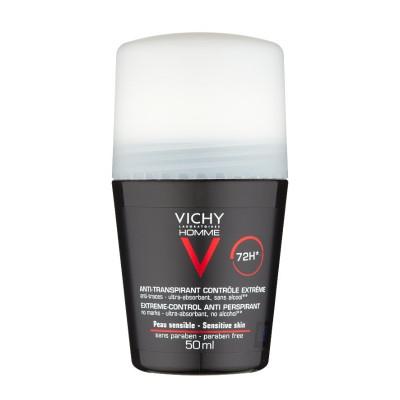 Vichy Men Intensive Anti-Perspirant Deodorant 50ml