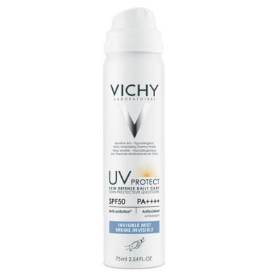 Vichy Invisible Mist Sunscreen SPF50 75ml