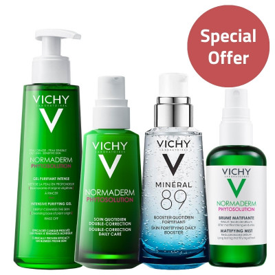 Vichy Normaderm (Oily Skin) Set